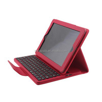 9.7inch tablet Magnetic 3.0 ABS removable wireless bluetooth keyboard case for ipad 2 ipad 3 ipad 4