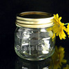 /product-gs/clear-glass-mason-jars-wholesale-for-kitchen-kitchenware-in-home-1540655053.html