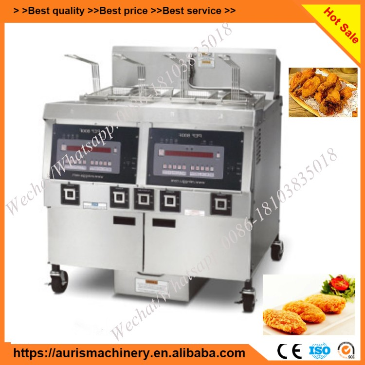 commercial broasting chicken machine broaster pressure fryer for sale