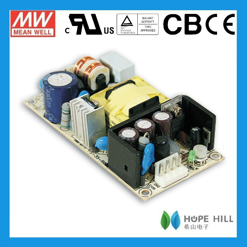 Meanwell PS-35-3.3 single output switching power supply General PCB