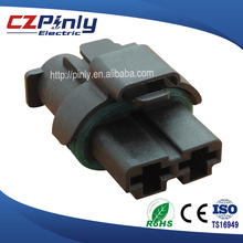 female 2p pbt gf30 for electrical connector