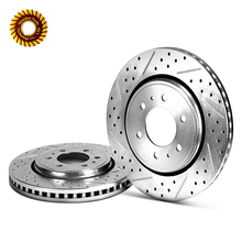 OEM high precision CNC machining custom made stainless steel brake disc