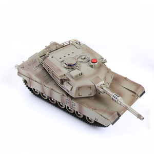 kids toy 1:14 battle rc tank with LED light