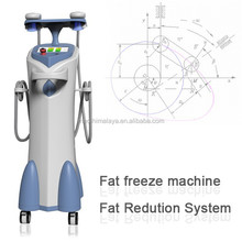 Cryo slimming machine freeze fat cell slim2 with CE