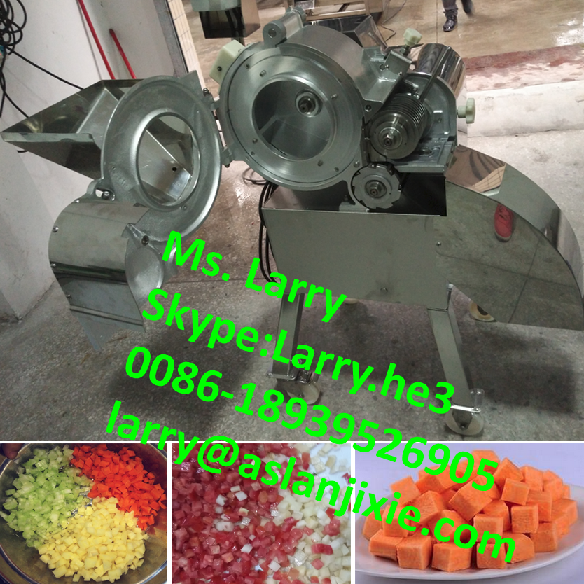 tomato dicer machine