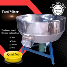 feed mixer design for cattle