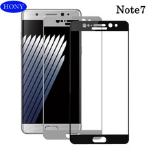 Diamond Shatterproof 9H Tempered Glass screen protector for samsung galaxy note 3 5 7