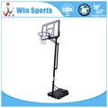 adjustable height basketball stands base can be inject water or sand