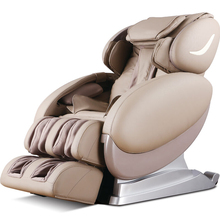 Black Leather Office Micro-computer Sex Massage Chair