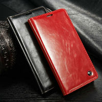 CaseMall PU Leather Wallet Case for Samsung S5, for Galaxy S5 Phone Case, Cell Phone Case for Samsung Galaxy S5