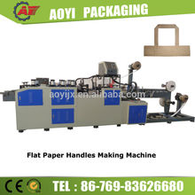 Environmental Protection Paper Bags Handle Machine from AOYI