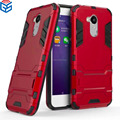 Kickstand Hybrid Cell Phone Back Cover Case For Huawei Honor 6A