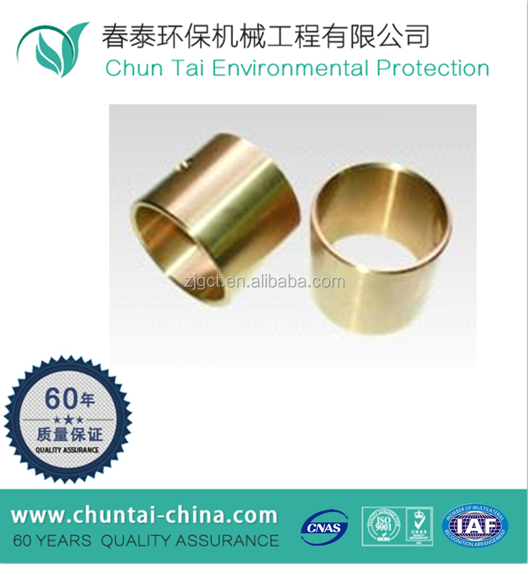 CNC Mechanical Parts Copper Sleeve Brass Bushing