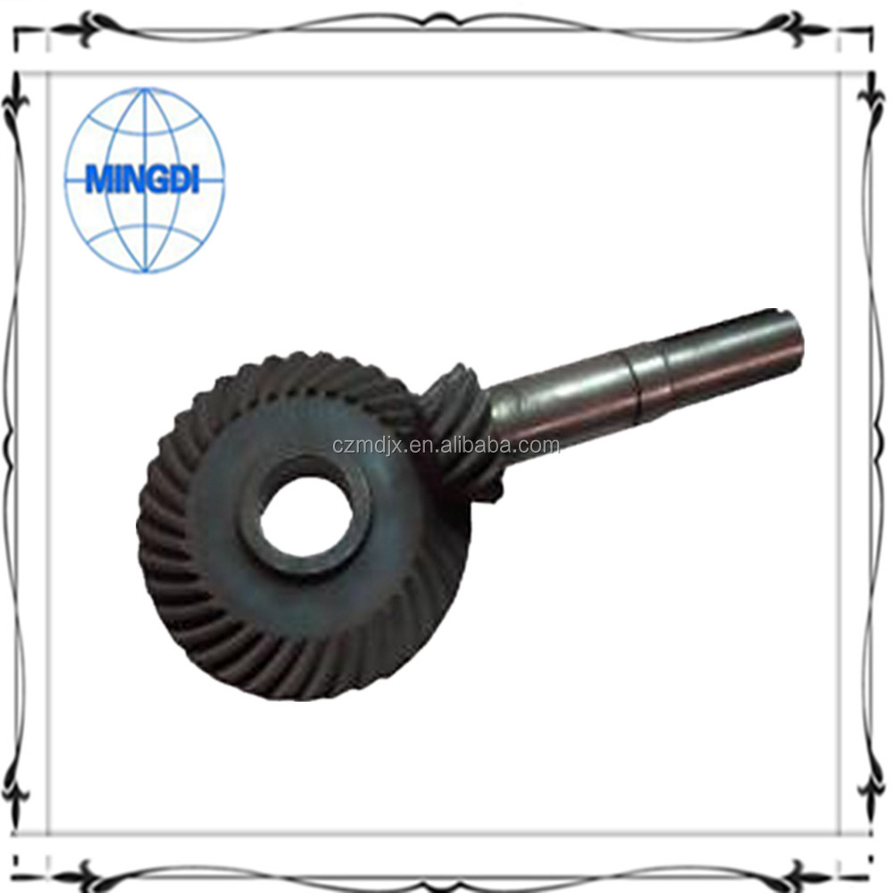 crown wheel and pinion gear bevel gear,small spiral bevel gear,micro bevel gear
