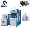 HZ880 semi automatic juice oil stretch blow moulding making machine milk pet bottle blowing machine