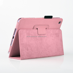2016 AI XUAN COMMUNICATION new Style leather case for ipad mini