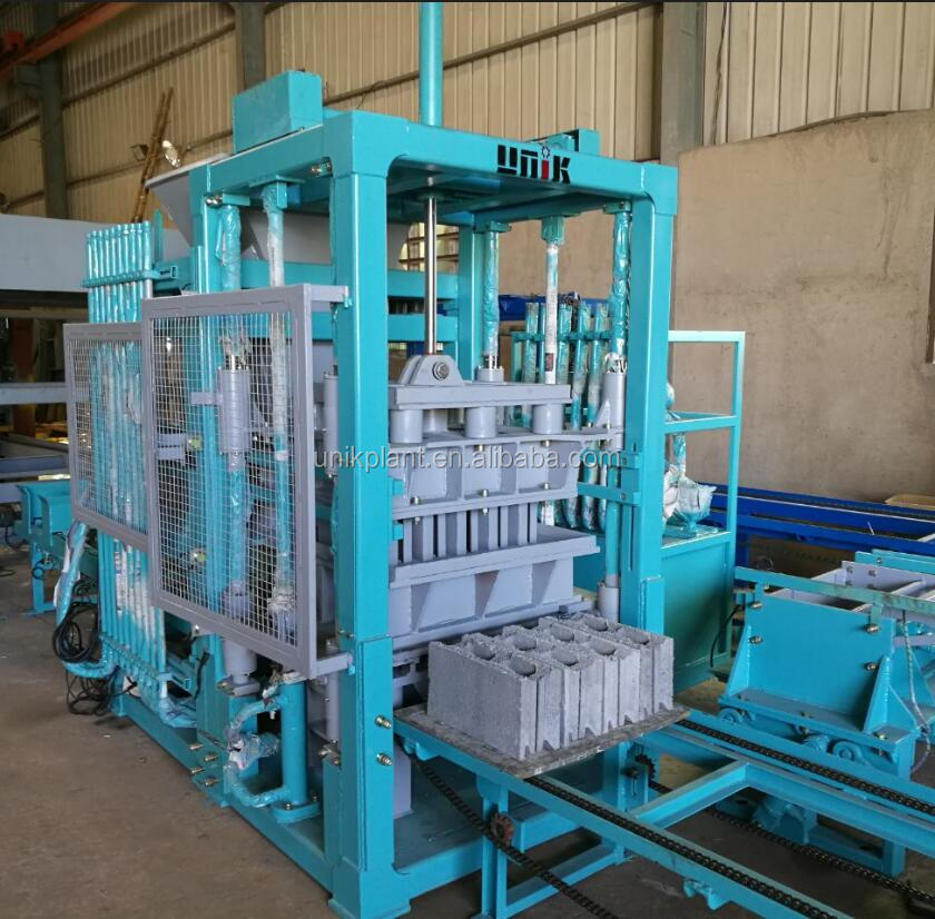 QT3-20 interlocking paver making machine,vibrating table concrete for concrete moulds