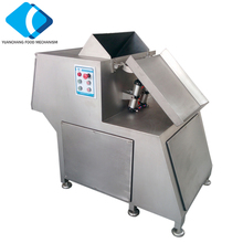 Capacity 3000kg Per Hour Frozen Meat Flaker Machine