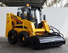 skid steer loader vibratory roller ,cheaper price skid steer bobcat attachments for sale