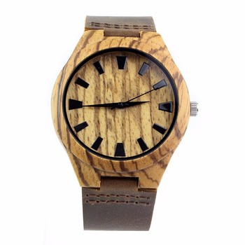 SKYMOOD Men Wooden Watches Dropshipping Wood Watches Review