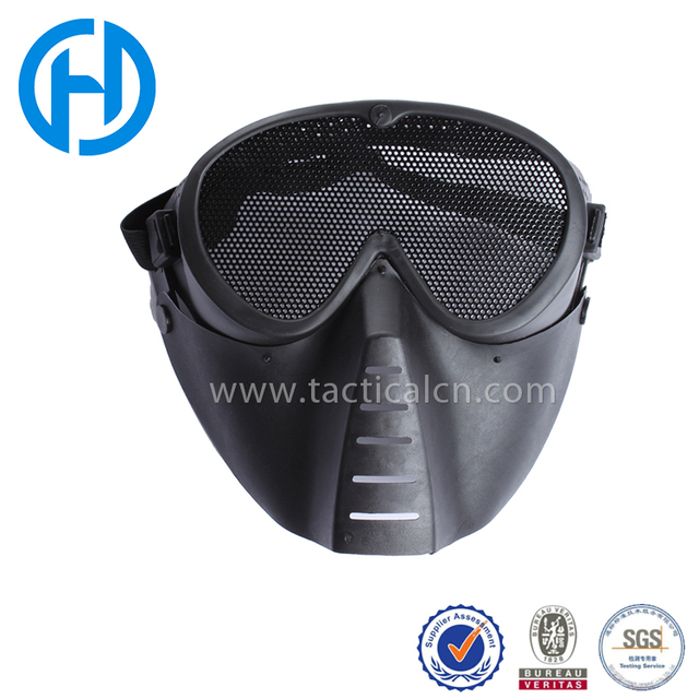 Army Paintball Airsoft BB Plain Mask Tactical Maskes military tactical face mask