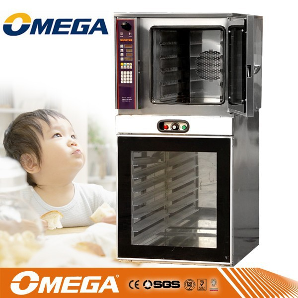 5 Trays Countertop Rotating Convection Oven With CE&ISO9001