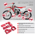 High quality aluminum motorcycle parts Bling kits for offroad Bike Honda CRF 250