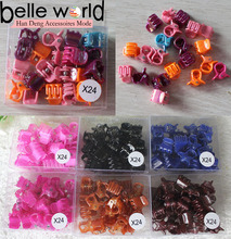 wholesale colors small size plastic hair accessories mini hair claw clips