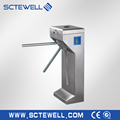 security protection turnstile electronic access control automatic tripod gate