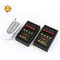 2sets a pack CE passed the 3rd generation 4 cues receiver 8 cus (DB04r-8) 150M Remote control Cake fireworks Firing System