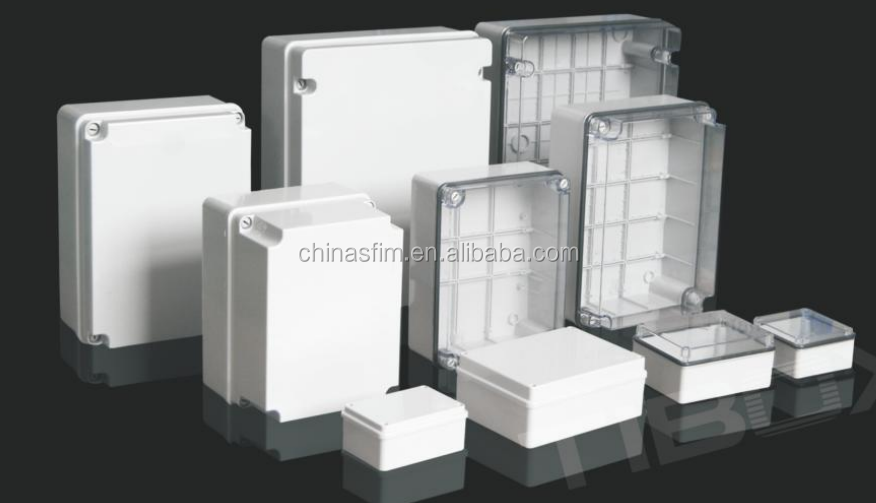 TB series plastic waterproof cases of electronics