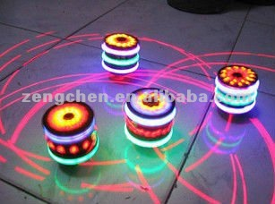 LED Light Top Toy,Top Toy