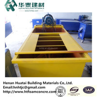portable aerated concrete foam generator equipment HT-80 Construction Machinery Parts