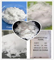 Caustic soda 99% in flakes and pearls