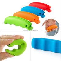 Eco Friendly Silicone Shopping Handle Trip