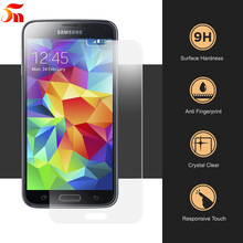 Top class tempered glass screen protector for samsung galaxy s5