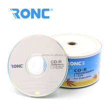 Hot Selling cd-r Wholesale Low Defective Rate cd Disc Blank