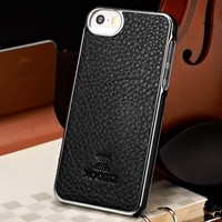 ICARER Brand Mobile Phone Leather Case For iPhone 5 S