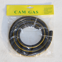 Good Quality PVC Gas Pipe Black Color, Natural Gas LPG Gas Hose ,Gas Stove Copper Pipe
