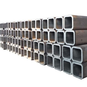 Large Steel Structure DIN EN 10210 S355 JRH square hollow sections