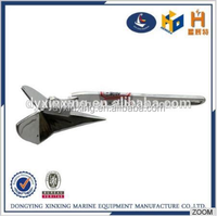 Chinese Manufacturer Stainless Steel Delta Boat