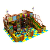 Hottest Indoor Playground, Children Happy Castle Play Party Center Equipment Play Zone,kids indoor exercise playground equipment