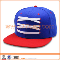 2016 OEM Custom Fashion New Design 5 panels 6 Panels Multi Designs Blank Plain Flat Bill Snapback Hats Wholesale