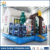 Inflatable christmas bounce house, inflatable christmas bouncy castle for christmas decoration