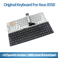laptop keyboard factory for asus X550 X550C X550CA Laptop Russian US UK Keyboard
