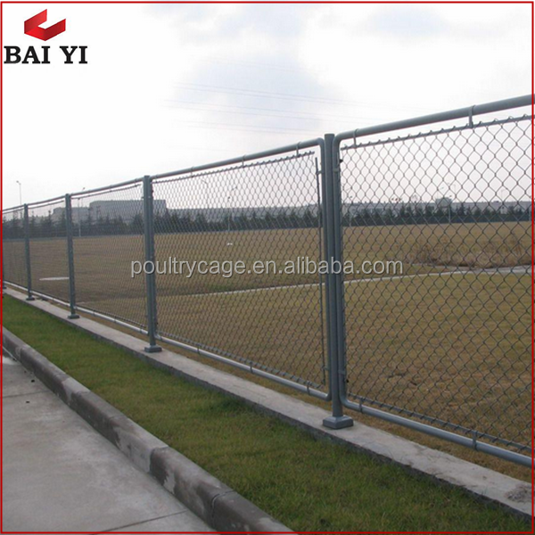 High Quality Yard Guard 9 Gauge Chain Link Fence