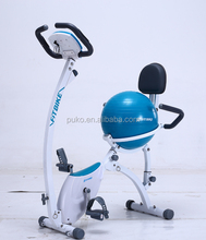 PUKO 2016 hybrid training yoga ball bike crane sports exercise bike