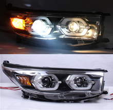 Good Hot Tuning Headlight For Toyota Highlander 15-17 LED Head Lamp