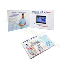 Hot sell!! video business card OEM/ODM high resolution more file format wholesale