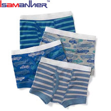China factory hot selling trendy children underwear boy models